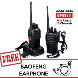 Baofeng BF-888S a